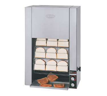 Hatco Toast King Vertical Conveyor Countertop Toaster 240V 960 Units/Hour