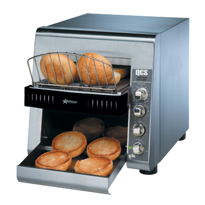 superior-equipment-supply - Star Manufacturimg - Star Stainless Steel Conveyor Electric Toaster 600 Slices/Hr