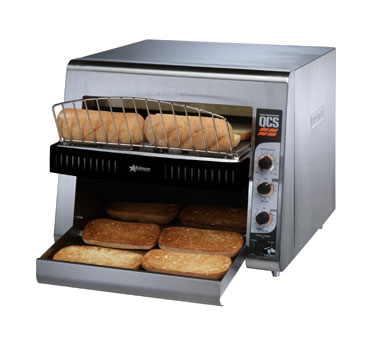 Star Stainless Steel Electric Conveyor Toaster 950 Slices/Hr