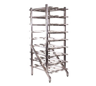 Winholt Aluminum Rack-Can Storage