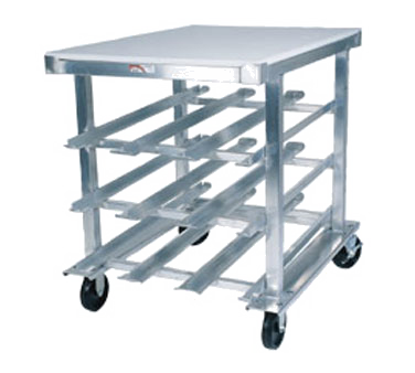 Winholt Low-Profile Aluminum Rack-Can Storage