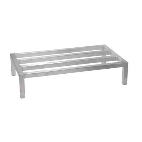 "superior-equipment-supply - Winco - Winco Aluminum Dunnage Rack 24"" W"