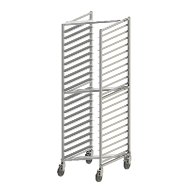 "superior-equipment-supply - Winco - Winco Aluminum Sheet Pan Rack 27-1/2"" Wide 20 Pan Capacity"