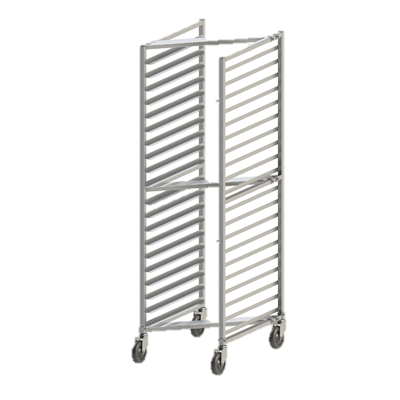 "superior-equipment-supply - Winco - Winco Welded Aluminum Nesting Sheet Pan Rack 20-1/2""W"