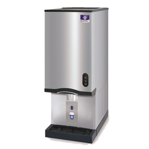 "Manitowoc Ice Maker & Water Dispenser, 16-1/2"" W x 24"" D x 42"" H, Counter Top, 315 LB/24 hours"