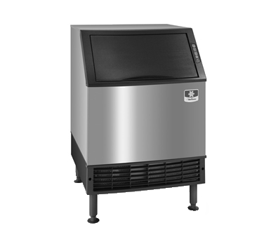 "superior-equipment-supply - Manitowoc - Manitowoc NEO™ Undercounter Ice Maker, Cube-Style, 26""W x 28""D x 38-1/2""H, 137 Lb/24 Hours"