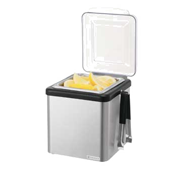 superior-equipment-supply - Server Products - Server Products, Bar Condiment Holder, IRS-1 Insulated Server, Stainless Steel Base