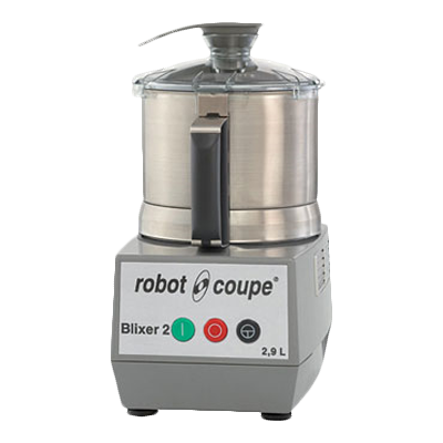 Robot Coupe, Blixer®, Commercial Blender/Mixer, Vertical, 2.9 Liter Capacity, Stainless Steel Bowl