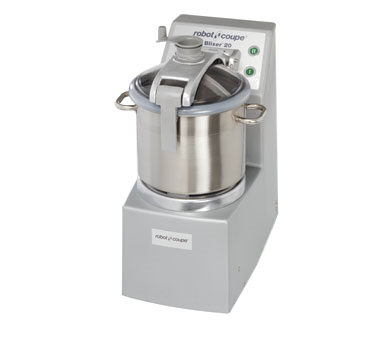 superior-equipment-supply - Robot Coupe - Robot Coupe, Blixer®, Commercial Blender/Mixer, Vertical, 20 Liter Capacity, Stainless Steel Bowl