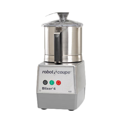 superior-equipment-supply - Robot Coupe - Robot Coupe, Blixer®, Commercial Blender/Mixer, Vertical, 4.5 Liter Capacity, Stainless Steel Bowl