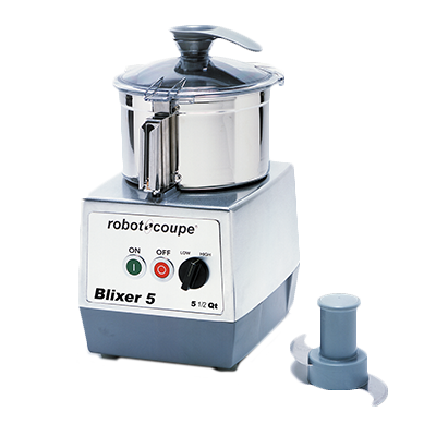 superior-equipment-supply - Robot Coupe - Robot Coupe, Blixer®, Commercial Blender/Mixer, Vertical, 5.5 Liter Capacity, Stainless Steel Bowl