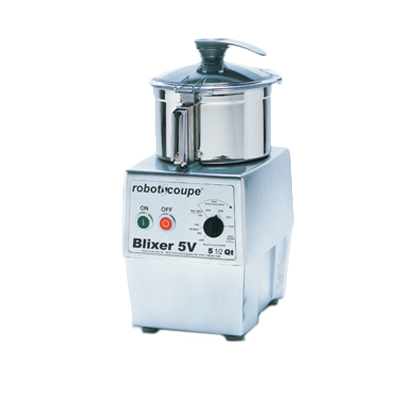 Robot Coupe, Blixer®, Commercial Blender/Mixer, Blixer®, Vertical, 5.5 Liter Capacity, Stainless Steel Bowl