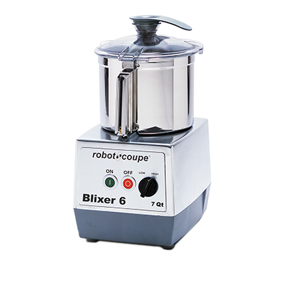 superior-equipment-supply - Robot Coupe - Robot Coupe, Blixer®, Commercial Blender/Mixer, Vertical, 7 Liter Capacity, Stainless Steel Bowl