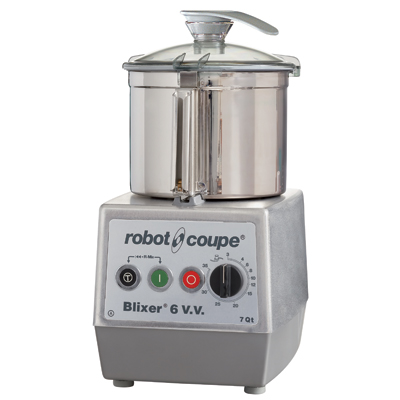 Robot Coupe,  Blixer®, Commercial Blender/Mixer, Vertical, 7 Liter Capacity, Stainless Steel Bowl