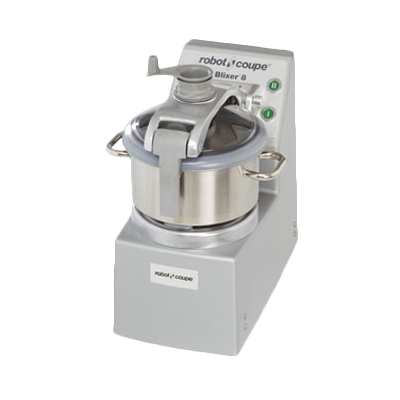 superior-equipment-supply - Robot Coupe - Robot Coup  Blixer®, Commercial Blender/Mixer, Vertical, 8 Liter Capacity, Stainless Steel Bowl