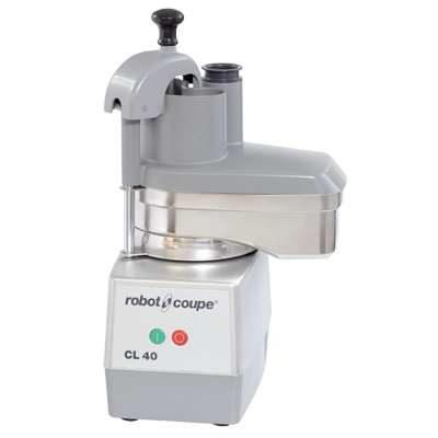 Robot Coupe Commercial Food Processor, Includes Stainless Steel & Polycarbonate Vegetable Prep Attachement