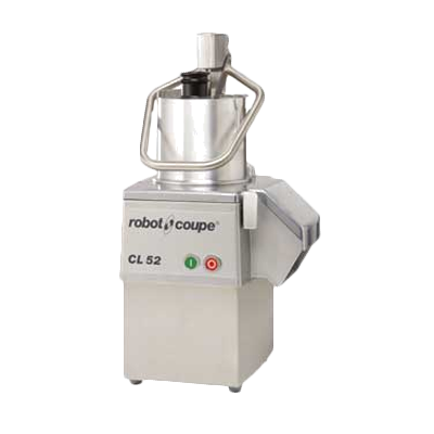 Robot Coup, Commercial Food Processor, Includes: Vegetable Prep Attachment, Stainless Steel Base
