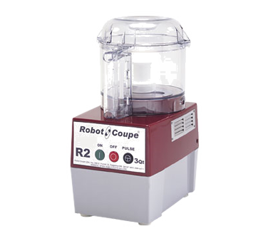superior-equipment-supply - Robot Coupe - Robot Coupe Cutter/Mixer 2.9 Liter Clear Polycarbonate Bowl With Handle & See-Thru Lid