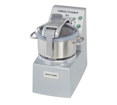 superior-equipment-supply - Robot Coupe - Robot Coupe Cutter/Mixer, Vertical, 8 Liter Stainless Steel Bowl With Handle & See-Thru Lid
