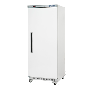 superior-equipment-supply - Arctic Air - Arctic Air Reach-in Refrigerator, One-Section, 25.0 Cubic Feet Capacity, White Painted Steel