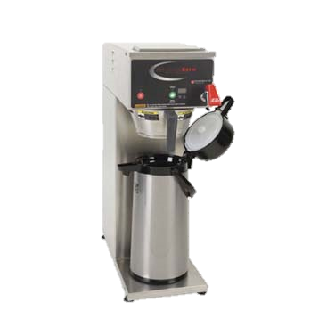 superior-equipment-supply - Grindmaster Ceccilware - Grindmaster Cecilware Percision Brew Stainless Steel Single Automatic Pourover Coffee Brewer