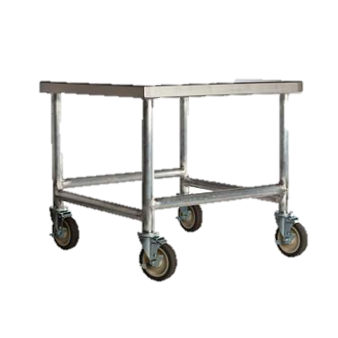 "Amana Stainless Steel Cart 30"" Tall"
