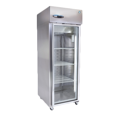 "superior-equipment-supply - Hoshizaki - Hoshizaki Stainless Steel One Section 27.5"" Wide Reach In Refrigerator"