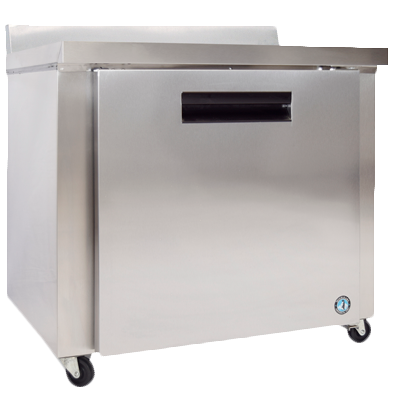 "superior-equipment-supply - Hoshizaki - Hoshizaki Stainless Steel 36"" Wide One Section Reach In Refrigerator"