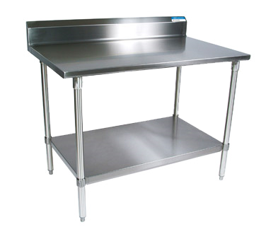 "superior-equipment-supply - BK Resources - BK Resources Stainless Steel Work Table 48""W x 30""D"