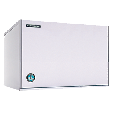 "Hoshizaki 30"" Wide Stainless Steel Cube Style Ice Maker With 560 lb/24 Hour Production Capacity"