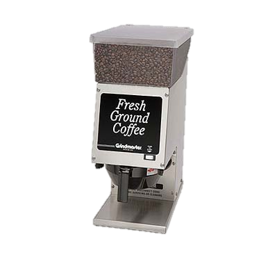 superior-equipment-supply - Grindmaster Cecilware - Grindmaster Cecilware Coffee Grinder Single 6 lb Hopper, Push Button Start