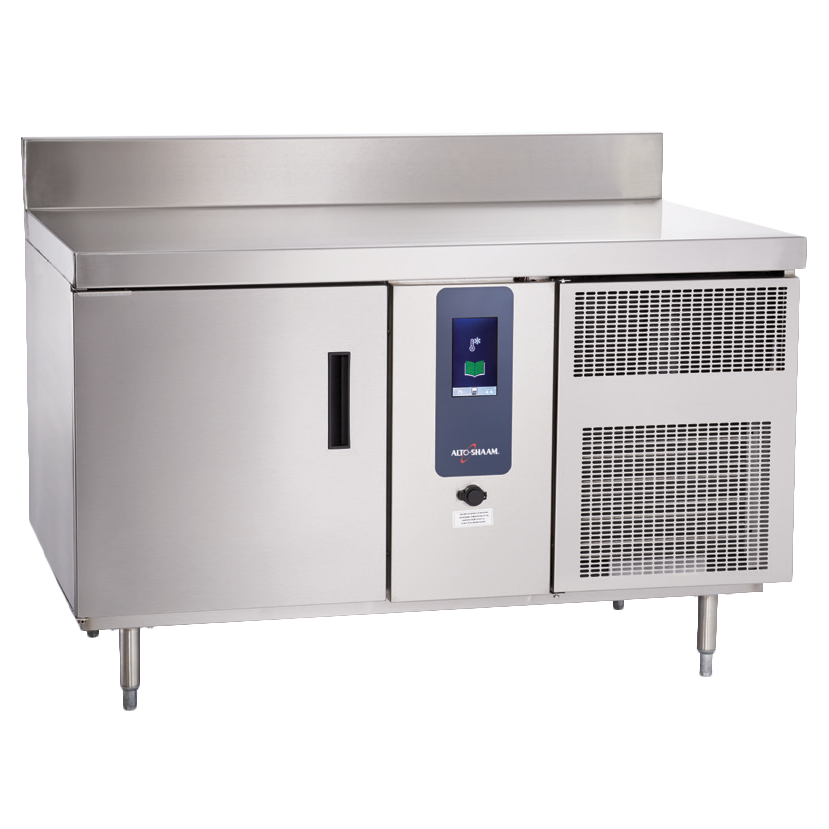 "Alto-Shaam Stainless Steel 57"" Wide Blast Chill Freezer"