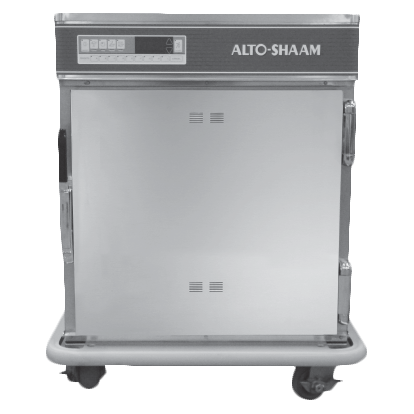 "superior-equipment-supply - Alto Shaam - Alto Shaam Stainless Steel Oven 12"" x 20"" x 4"" 12"" x 20"" x 2-1/2""Capacity"