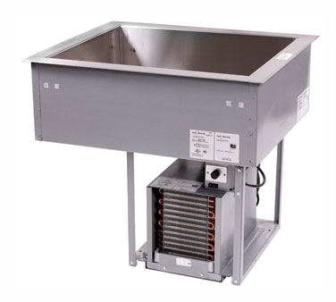 Alto-Shaam Cold Display Unit Drop-in Refrigerated Designed For Remote Refrigeration