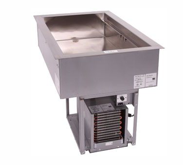 "Alto-Shaam Refrigerated Cold Display Unit (3) 12"" x 20"" Full-Size Pan Capacity"