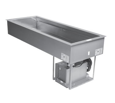"superior-equipment-supply - Alto Shaam - Alto-Shaam Drop-in Refrigerated Cold Display Unit 12"" x 20"" Capacity"