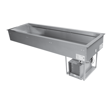 "superior-equipment-supply - Alto Shaam - Alto-Shaam Coldwell Drop-in Refrigerated Cold Display Unit Self-Contained 12"" x 20"" Capacity"