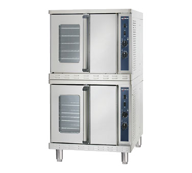 "Alto-Shaam Stainless Steel Electric Convection Manual Controller 38"" Wide With Temperature Range 100-500° F"