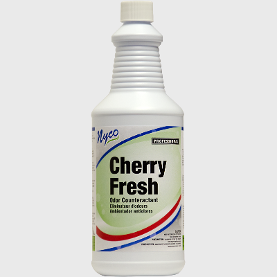 Nyco Products Cherry Fresh Odor Counteractant - 12 Quarts/Case