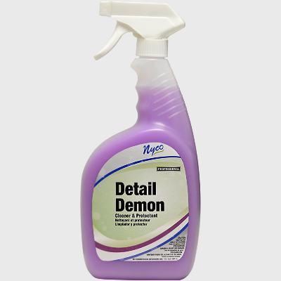 Nyco Products Detail Demon Cleaner and Protectant - 6 Quarts/Case