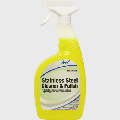 Nyco Products Stainless Steel Cleaner & Polish - 6 Quarts/Case