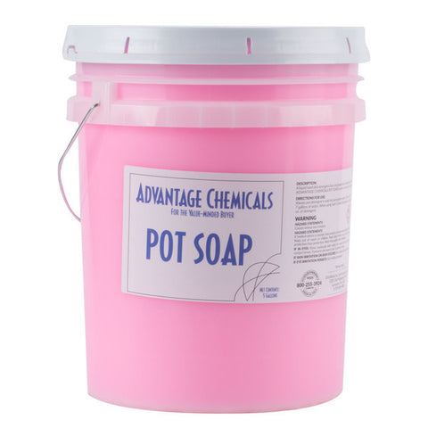 superior-equipment-supply - Pro Source - Pink Dish Soap/Detergant - 5 Gallon Pail