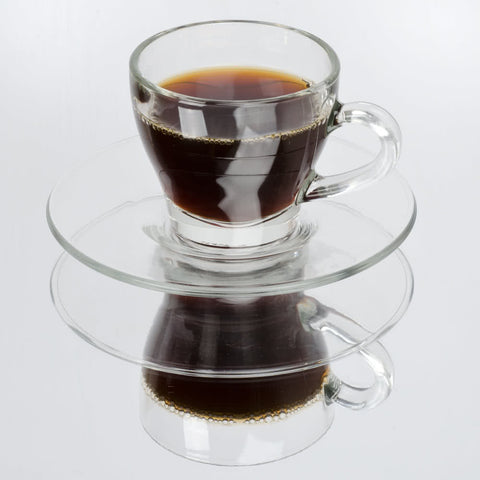 "superior-equipment-supply - Libbey Glassware - Libbey Ischia Cappuccino Saucer 5 7/8"" - 24/Case"