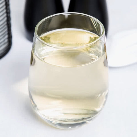 Libbey Stemless White Wine Glass 15.25 oz - 12/Case