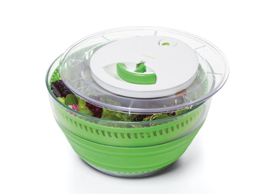 superior-equipment-supply - Progressive Products - Progressive Green Collapsible Salad Spinner