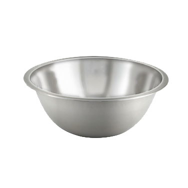 Stainless Steel Economy Mixing Bowl 3 Quart