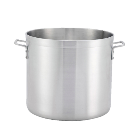 "Winco Stock Pot Heavy Aluminum 100Qt 20"" x 17-3/4"""