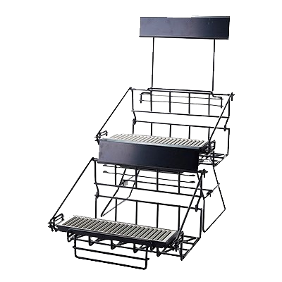 Airpot Rack, Black, Holds (4) Airpots