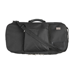 Acero Knife Bag Black Polyester Exterior Triple-Zip 29 Compartments
