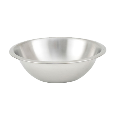 Stainless Steel Heavy Duty Mixing Bowl 1-1/2 Quart